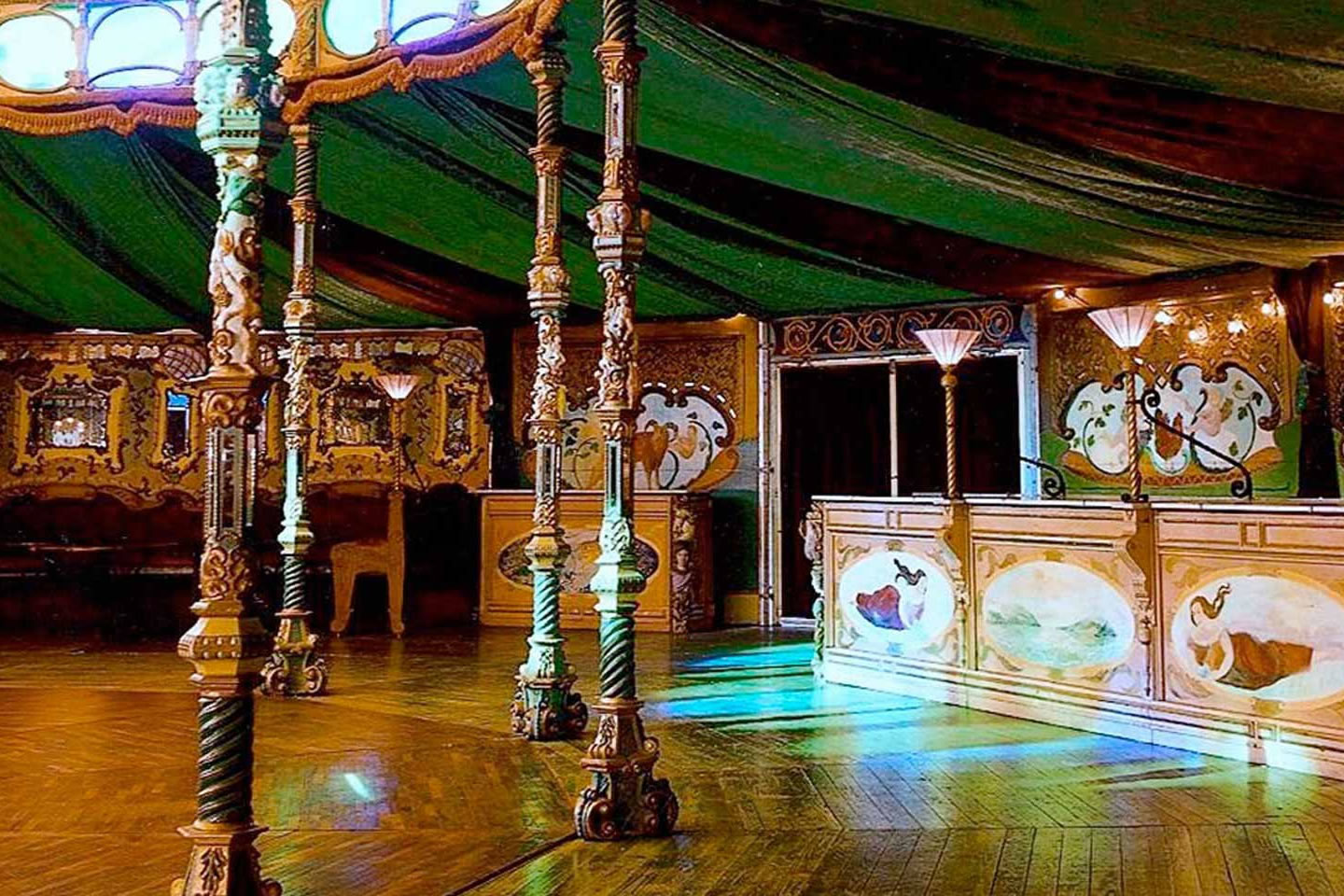Idolize Spiegeltent - Image 2 & Spiegeltents - Mirror Tents for Hire
