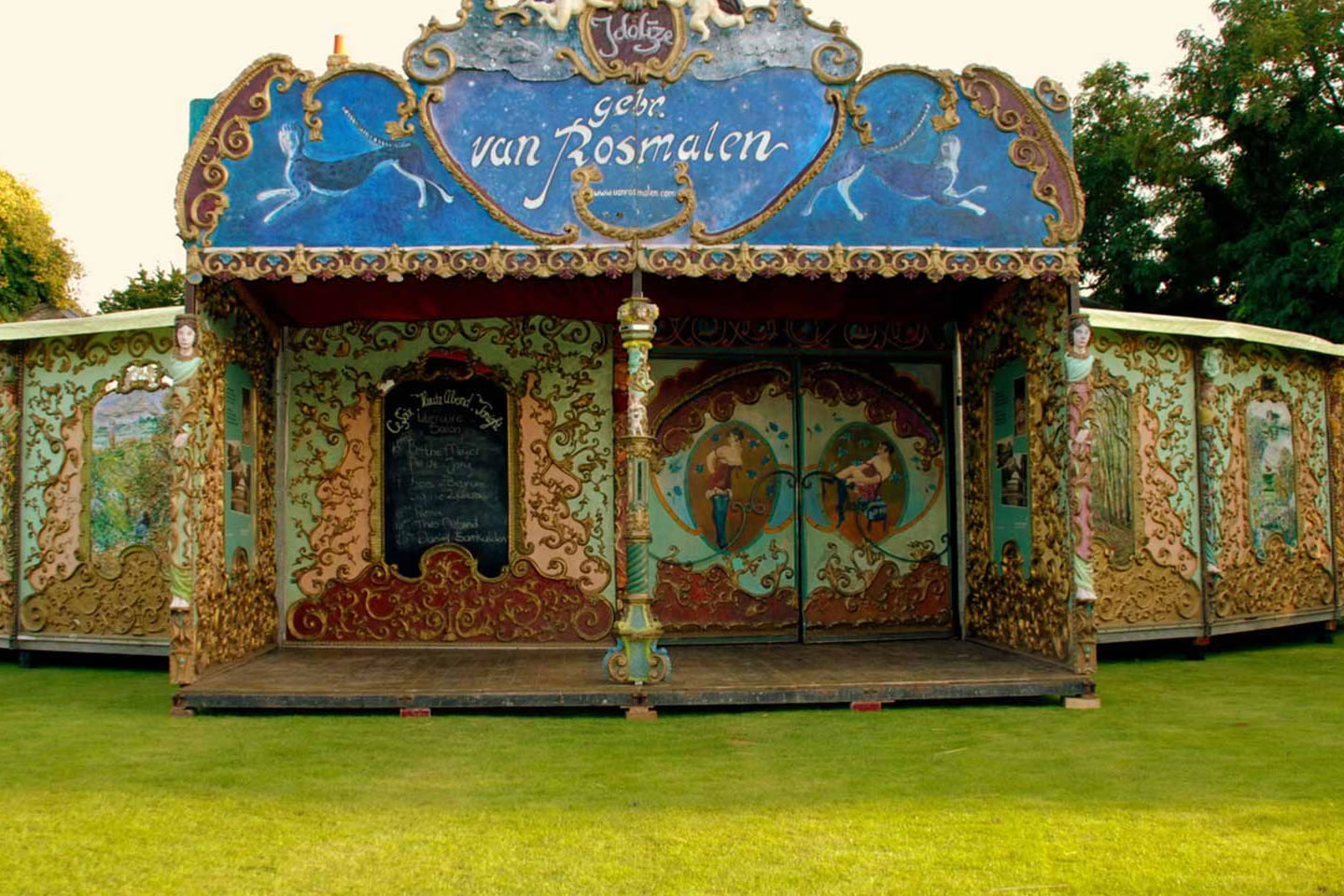 Idolize Spiegeltent - Image 1 & Spiegeltents - Mirror Tents for Hire